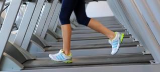 Günstig Schwitzen: Discounter-Fitnessstudios kommen an