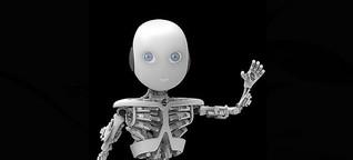 Roboy - Der Roboter aus dem 3D-Drucker