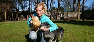 Diese Dortmunderin widmet ihr Leben der Tierpflege - ohne Bezahlung
