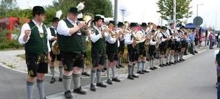 Neue Volksmusik von Kofelgschroa: Raus aus dem Rustikalen