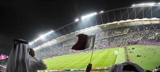 """WM-Gastgeber Katar reformiert sein Arbeitsgesetz: """"Kratzen an der Oberfläche"""" oder tatsächlicher Wandel?"""