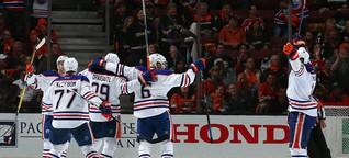 """""""German Gretzky"""" gelingt Gala: Draisaitl bringt Oilers in Führung"""