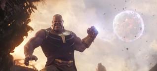 Avengers: Infinity War | Flip the Truck