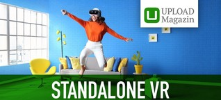 Standalone VR-Headsets: Virtual Reality für alle