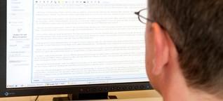 Sorge wegen Datenschutzgesetz