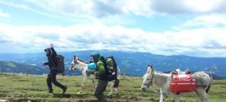 2 Menschen, 2 Esel, 2 Hunde – 2,5 Monate unterwegs [1]