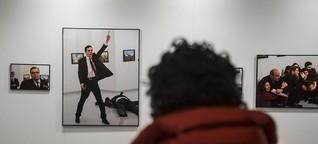 World Press Photo 2018 - Denken mit der Magengegend