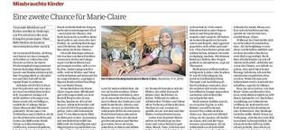 Eine zweite Chance für Marie-Claire