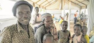Zuflucht in Uganda