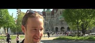 Gegen Antisemitismus: Der Kippa-Walk in Hannover