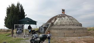 Albanien | Neues Leben in alten Bunker