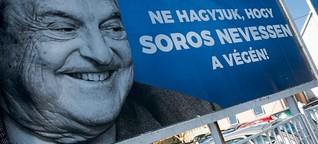 Auch Israels Regierung streitet mit George Soros