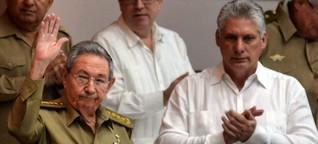 """Raúl Castros Nachfolger: Ein """"uncharismatischer Manager"""""""