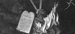 Antijudaismus - Alttestamentlich contra alttestamentarisch