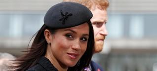 Scheidung in der Anglikanischen Kirche - Warum dürfen Meghan Markle und Prinz Harry kirchlich heiraten?