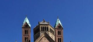 Das Wahrzeichen von Speyer