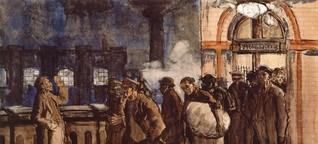 Das Wohnhaus, die Stadt und der Mensch – Spurensuche zum 150. Geburtstag von Käthe Kollwitz
