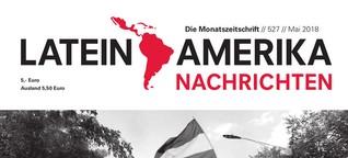 ZIELGERADE MIT HINDERNISSEN - Lateinamerika Nachrichten