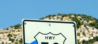 Roadtrip US-50 (Nevada): Unterwegs auf Amerikas einsamster Straße [1]