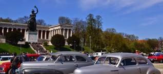 Oldtimer Rallye: 1. MÜNCHEN CLASSIC