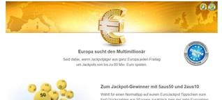 Eurolotto - Der Jackpot für 300 Millionen Spieler in 18 Ländern