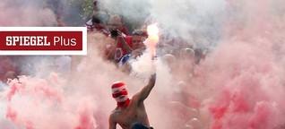 Kampf gegen gewaltbereite Fußballfans: Der Staat rüstet auf - SPIEGEL ONLINE