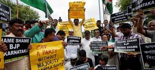 Regionalwahl in Indien: Hindunationalisten vorerst ausgebremst