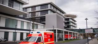 Missstände an der Uniklinik Düsseldorf