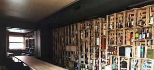 Bar Wagemut: Nicolas Kröger und sein kühnes Berliner Experiment