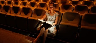 Souffleuse Pertiet: Das Gedächtnis des Volkstheaters - Abendzeitung München