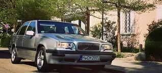 Volvo 850 T-5: Gib mir Fünf!