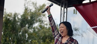 "Interview: Margaret Cho über Trump, Feminismus und ""Fresh Off the Bloat"""