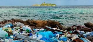 Plastik-Paradies: Die Malediven vermüllen