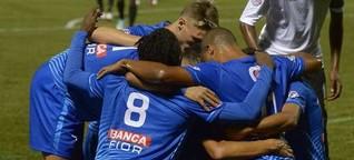 Le match que vous n'avez pas regardé : Atlántico FC-Racing des Gonaïves (SoFoot.com)