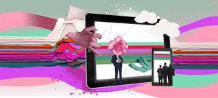 Fachmedien: Digitales Publizieren als Steigbügel für die komplexe Story