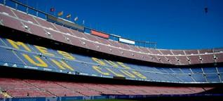Barcelona: Metropole der Ball- und Ausstellungskunst