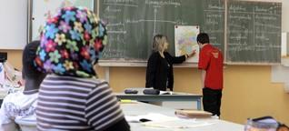 Integration in Gefahr: Für viele Flüchtlinge wird die Schule zur Sackgasse