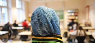 Dreiseitiger Brief soll Lehrer beim Kopftuch-Verbot auf Spur bringen