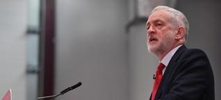 Großbritannien - Judenhass bei Labour