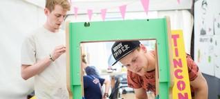 Digital-Konferenz: Junge Menschen erklären, wie sie die Gesellschaft verändern wollen
