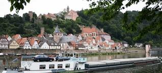 Neckar ahoi. Unterwegs mit einem jungen Binnenschiffer