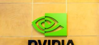 Krypto-Mining: Nvidia bleibt auf seiner Hardware sitzen