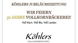 Unternehmens-Kommunikation | Jubiläumszeitung