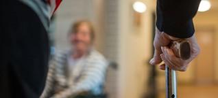 Kommentar Rentner in der Altenpflege: Aus der Not einen Pfleger gemacht