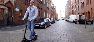 Bundesregierung verschleppt Straßenzulassung für elektrische Kleinstfahrzeuge (PLEVs)