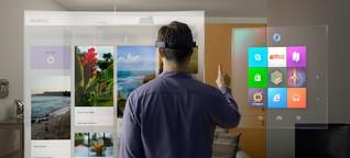 HoloLens und Magic Leap: Was die AR-Zukunft verspricht