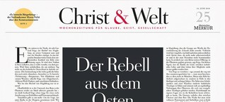 Bonifatius: Der Apostel der Deutschen