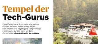 Tempel der Tech-Gurus