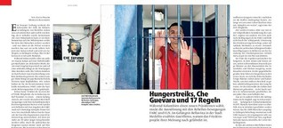 Hungerstreiks, Che Guevara und 17 Regeln