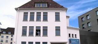 Ein Platz für Wohnungslose: das Bruder-Konrad-Haus